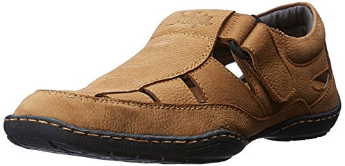 3c5769f3753 5% OFF on Lee Cooper Men s Leather Sandals and Floaters Buy Lee Cooper  Men s Leather Sandals and Floaters from Amazon.co.uk! on Amazon