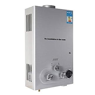 Natural Gas Calentador de agua caliente calentador de agua