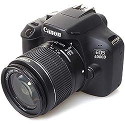 Canon EOS 4000D 18-55 See Reflex numériques