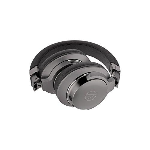 Audio-Technica ATH-AR5BTBK Hochauflösender, drahtloser Over-Ear-Kopfhörer Schwarz - 5
