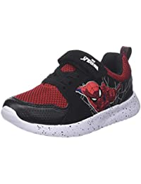 Spiderman Boys Kids Sport Athletic, Zapatillas de Gimnasia para Niños