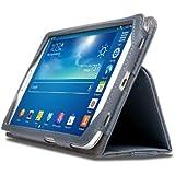 """Kensington Portafolio - Funda para Samsung Galaxy Tab 3 de 8"""", gris pizarra"""