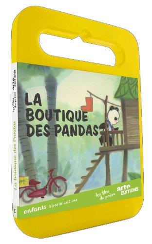 Vignette du document la  Boutique des pandas