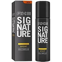 Axe Signature Sport Body Perfume, 122ml