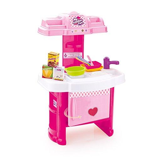 Fisher Price- Chef Kitchen, Color Rosa (6264116)