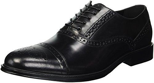 f43ae9e7aa0a KENNETH COLE REACTION Zac Lace Up, Zapatos de Cordones Oxford para Hombre,  Negro (