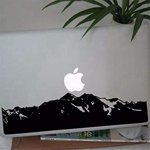 Wandtattoo Kinderzimmer Wandtattoo Wohnzimmer wandaufkleber 3d Wandtattoo Schlafzimmer Classic Mac Decals Mountain Aufkleber Für Laptop Aufkleber - Baum Mac Decal