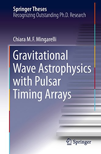 Gravitational Wave Astrophysics with Pulsar Timing Arrays (Springer Theses) (English Edition) -