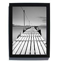 "6 x 8"" Black Photo Frames (A5)"