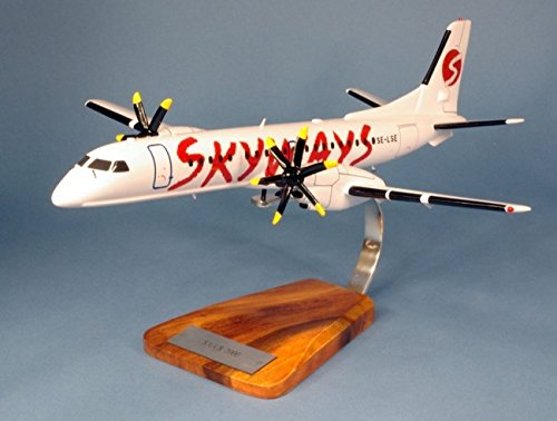 saab-2000-skyways-se-lse-large-mahogany-model-aircrafts-collection