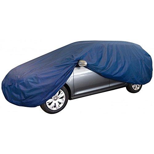 RMG r08V033Tuch für Camaro Autoabdeckung idroreppellente in Polyester reißfest Wetter Sonne Regen Schnee Schmutz Wind Größe 480x 195x 145cm