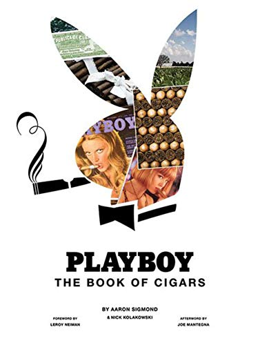 Playboy The Book of Cigars -