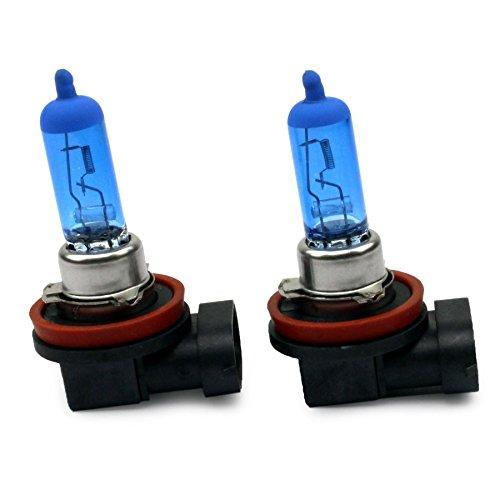 Preisvergleich Produktbild Inion® Xenon Style Lampen, Halogen Birne mit 55W, Xenon Look, vorne/hinten: Abblendlicht, H11, E-Prüfzeichen!