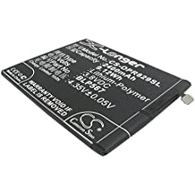 techgicoo 2400mAh/9.12wh recargable compatible con Oppo R8007, R829T, R1, R1S R8000, R1L R8006, R1K R8001