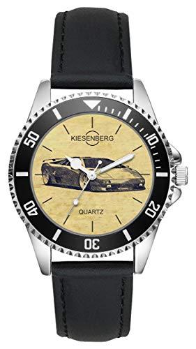 Regalo Lamborghini Diablo Coche Antiguo Fan Conductor Kiesenberg Reloj L-6381