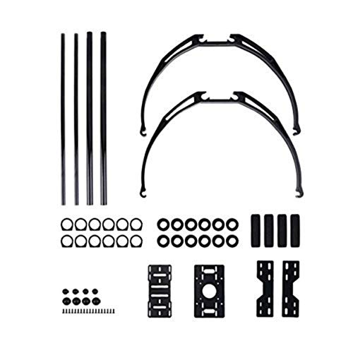 Tellaboull for Multifunktions-FPV-Antivibrations-Gleitkit für F450 F550 H3-3D