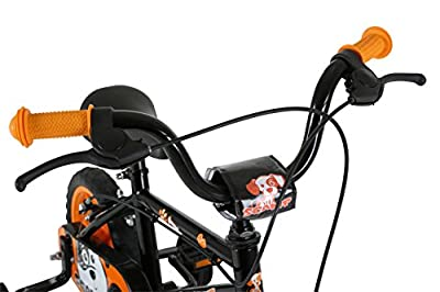 Sonic Scamp Kids Bike - 12 inch - Black from Sonic