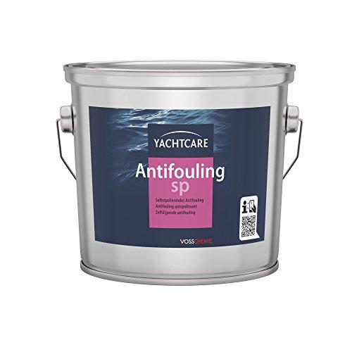 Yachtcare Antifouling SP 2,5L schwarz - Selbstpolierendes Antifouling für Boote