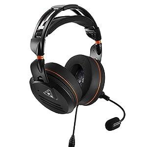 Turtle Beach Elite Pro Turnier-Gaming-Headset mit ComforTec Fit System und TruSpeak Technologie [PS4, Xbox One, PC]