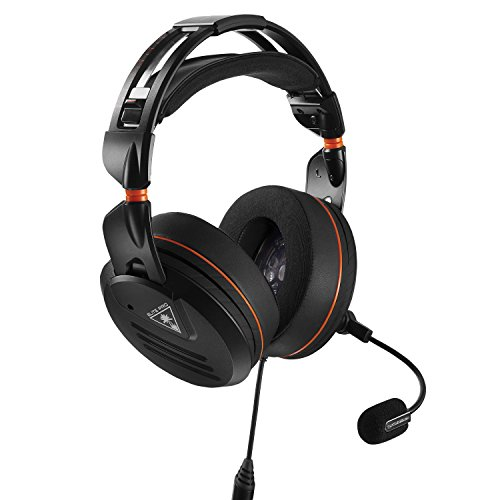 Turtle Beach Elite Pro - Auriculares gaming para PS4, PS4 Pro, Xbox One, Xbox One S y PC