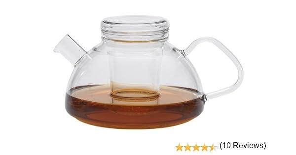 6 Litre Trendglas Jena Th/éi/ère En Verre Nova 0