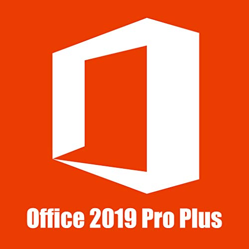 Price comparison product image Microsoft Office Professional PLUS 2019 1PC ESD DIGITAL LICENSE KEY FOR WINDOWS 10