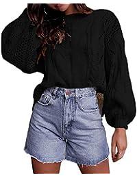 sito affidabile 3786a 11437 Amazon.it: maglia maniche a palloncino: Abbigliamento