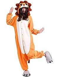 41554b22f8 Kigurumi Unisexo Cosplay Traje Disfraz Adulto Animal Pyjamas