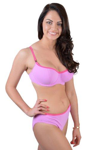 Change LingerieDamen Bikinioberteil Violett - Lavender