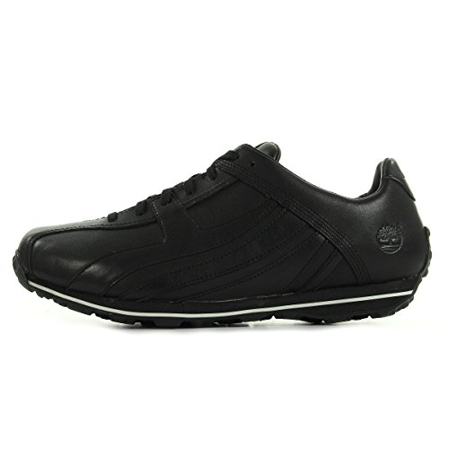 Timberland Trainer Low, Chaussures Lacées Homme Noir