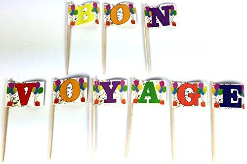 Party-Picker BON VOYAGE