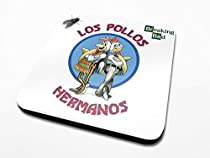 Breaking Bad Dessous de verre Los Pollos Hermanos