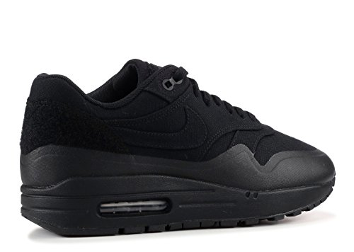 41yfm99%2BQQL - Nike Mens Air Max 1 Patch Black Trainer