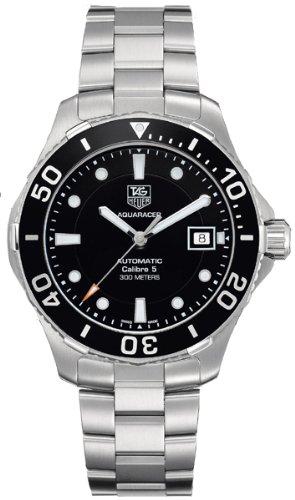 Tag Heuer WAN2110. BA0822–Uhr, Edelstahl-Armband Silber