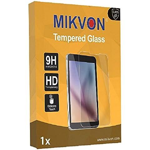1x Mikvon flexible Tempered Glass 9H para Fujifilm X-S1 Protector de Pantalla - Embalaje y accesorios