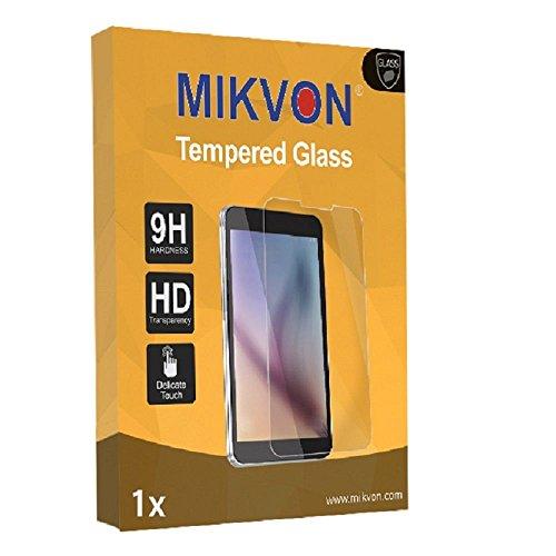 1x Mikvon flexible Tempered Glass 9H für HTC Rome Glas Folie Displayschutzfolie - Original Verpackung mit Zubehör