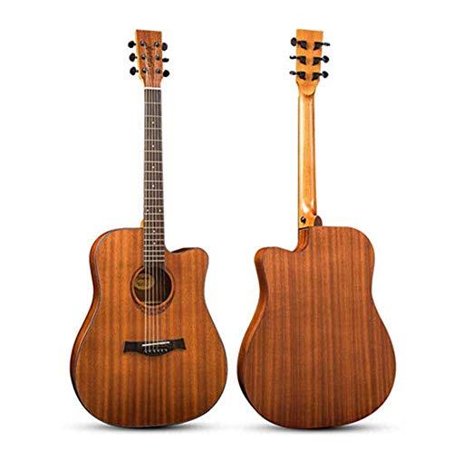 Mikeson 53,8-Zoll-Gitarre sk618 Einplatinen-Akustikgitarre Akustikgitarre Anfänger Eintrag Gitarre männliche und weibliche Musikinstrumente - SK-25 DC