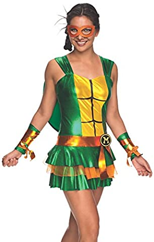 Ninja Tortue Robes - Costume Michelangelo Les Tortues Ninja