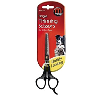 Mikki Grooming Single Thinning Scissors for All Coats 7