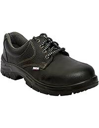 Allen Cooper AC 7001 Men's Safety Shoe with Steel Toe Cap Size 8 UK/India