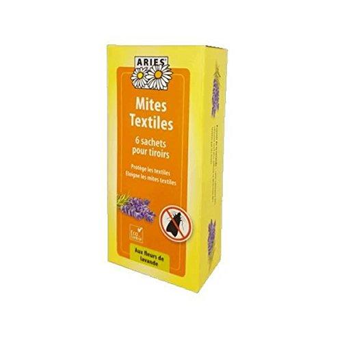 ARIES - Sachets protection des tiroirs mites textiles - 6