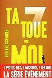 7. 4, Tatoue-moi / Richard Scrimger | Scrimger, richard. Auteur