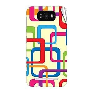 Garmor Designer Mobile Skin Sticker For Gionee GN151 - Mobile Sticker