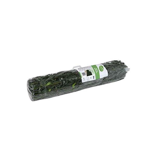 Catral 43020009 Seto Artificial Bambú, Verde, 300x3x100 cm