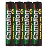 Camelion 101 00403 R03P AAA Micro Super Heavy Duty (4 Stück) (Schrumpffolie Verpackung)