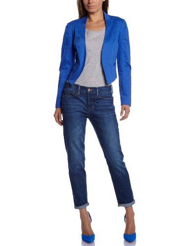 Eleven Paris - Eden Women, Giacca da donna,  manica lunga, collo senza colletto, blu(blau - bleu (m212 graza)), taglia produttore: 42