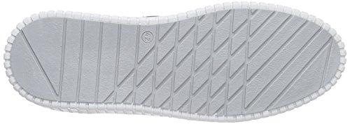 BULLBOXER702K55020B - Scarpe da Ginnastica Basse Uomo Nero (Schwarz (B5BL))