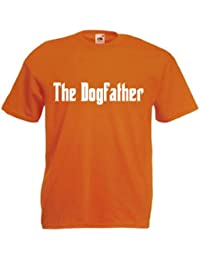 Dogfather Dog Lover Mens T Shirt