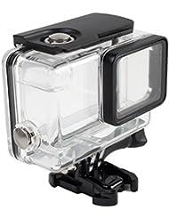Aresh GoPro Hero 5 Black Ersatz Standard Wasserdichte Gehäuse Case mit Linse für GoPro Hero 5 Black