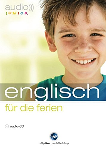 audio junior englisch für die ferien: Audio-CD